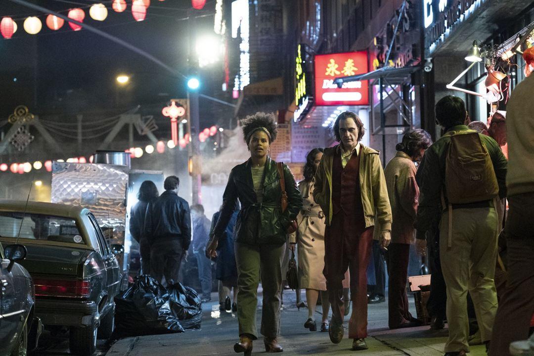 Joker : Fotograf Joaquin Phoenix, Zazie Beetz