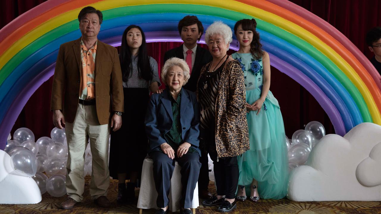 Elveda: Shuzhen Zhao, Tzi Ma, Lu Hong,  Awkwafina, Han Dian Chen, Aoi Mizuhara