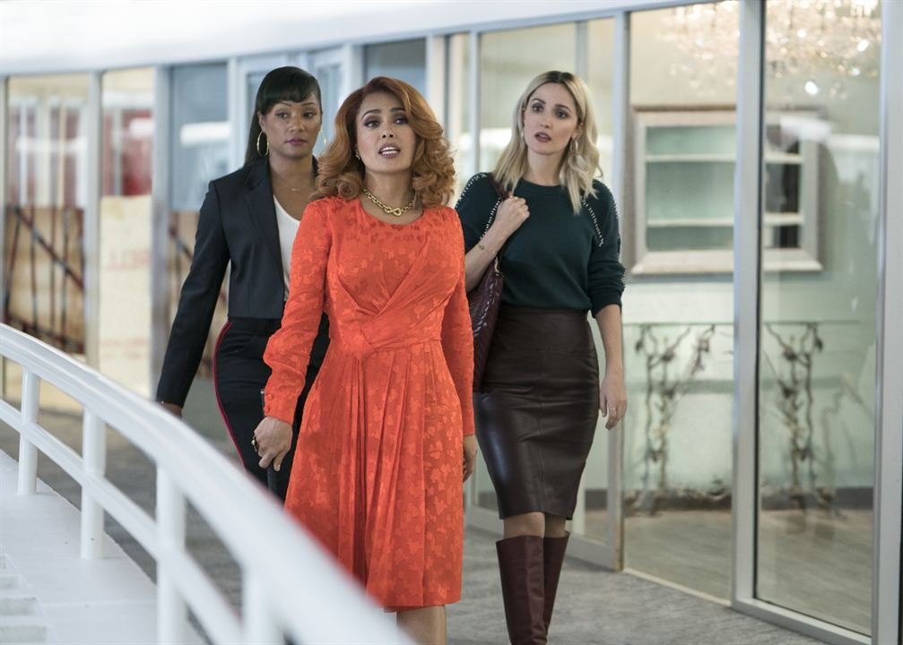Patron Gibi : Fotograf Rose Byrne, Salma Hayek, Tiffany Haddish