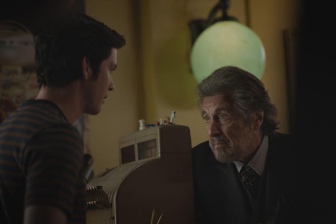 Fotograf Al Pacino, Logan Lerman