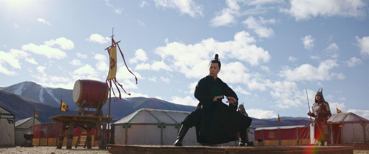 Mulan : Fotograf Donnie Yen