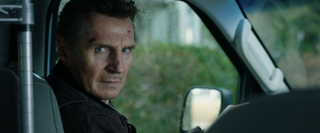 Dürüst Hırsız: Liam Neeson