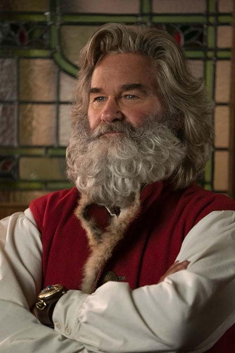 The Christmas Chronicles: Part Two : Fotograf Kurt Russell