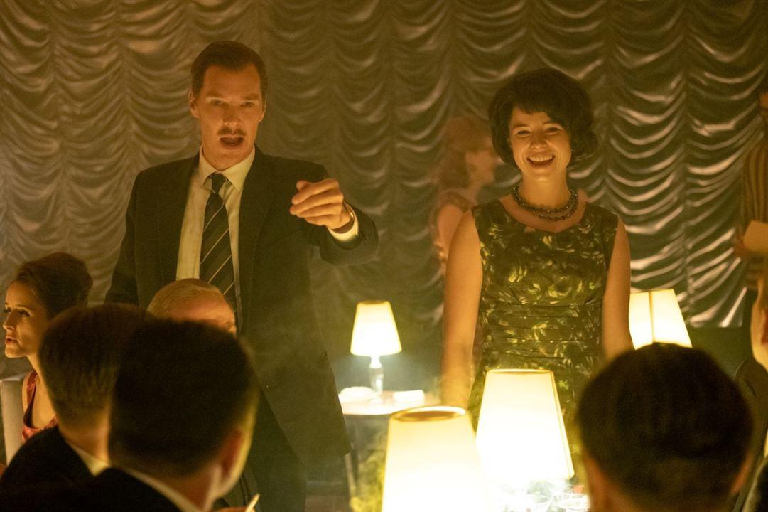 Kurye: Benedict Cumberbatch, Jessie Buckley