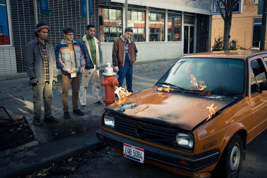 Cherry : Fotograf Forrest Goodluck, Kyle Harvey, Michael Gandolfini