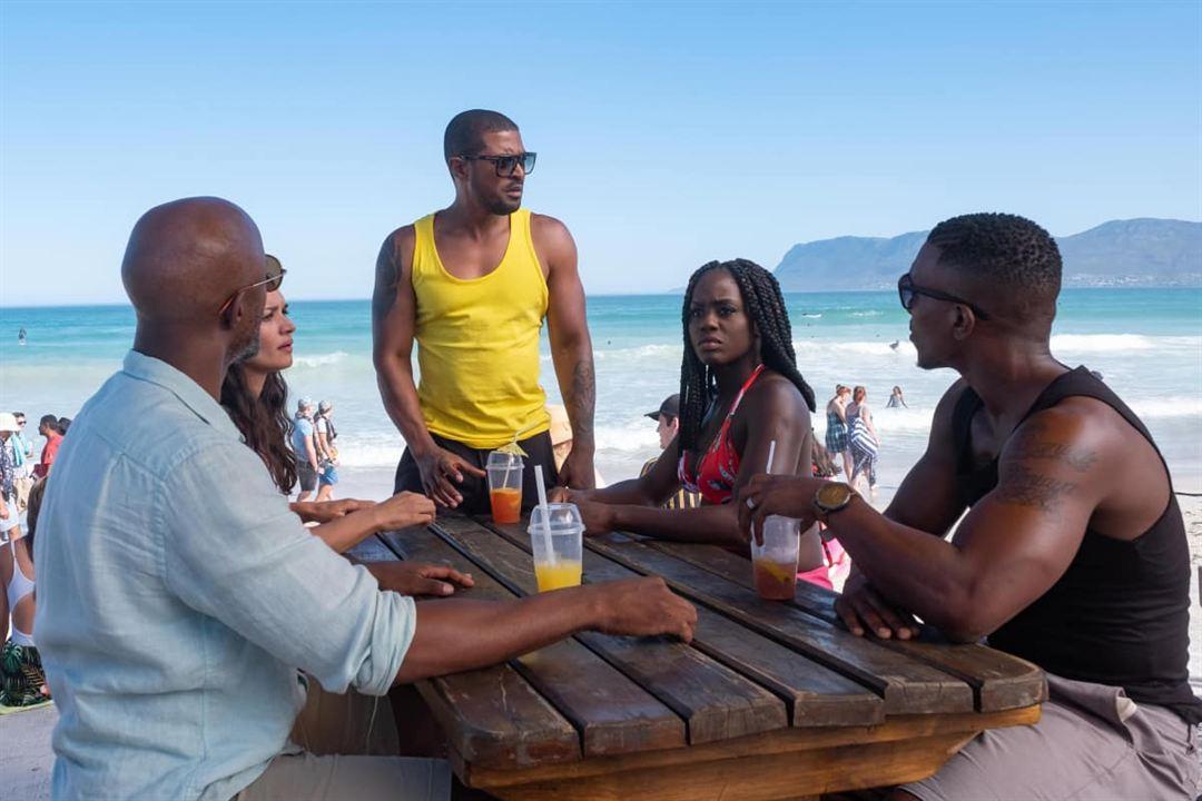 Fotograf Ashley Walters, Noel Clarke, Thapelo Mokoena
