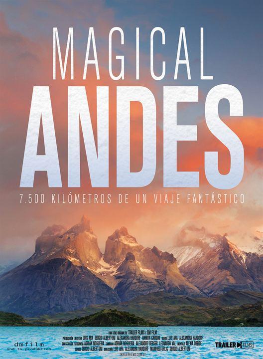 Andes Mágicos : Afis
