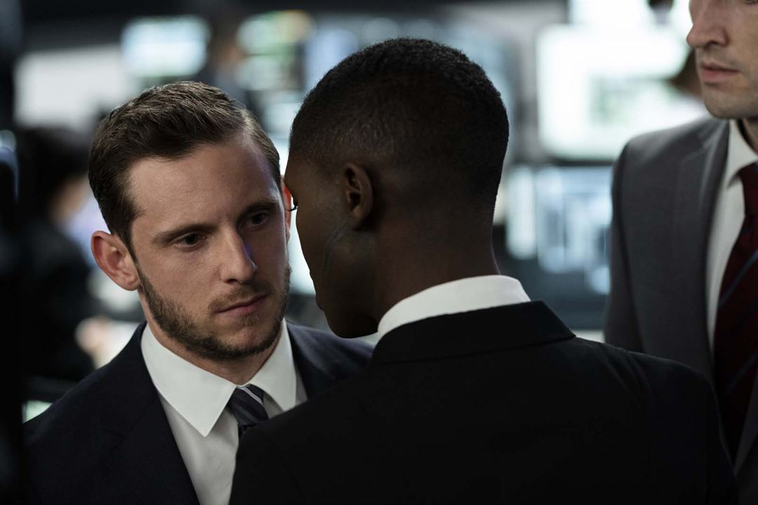 Tom Clancy's Without Remorse: Jamie Bell, Jodie Turner-Smith