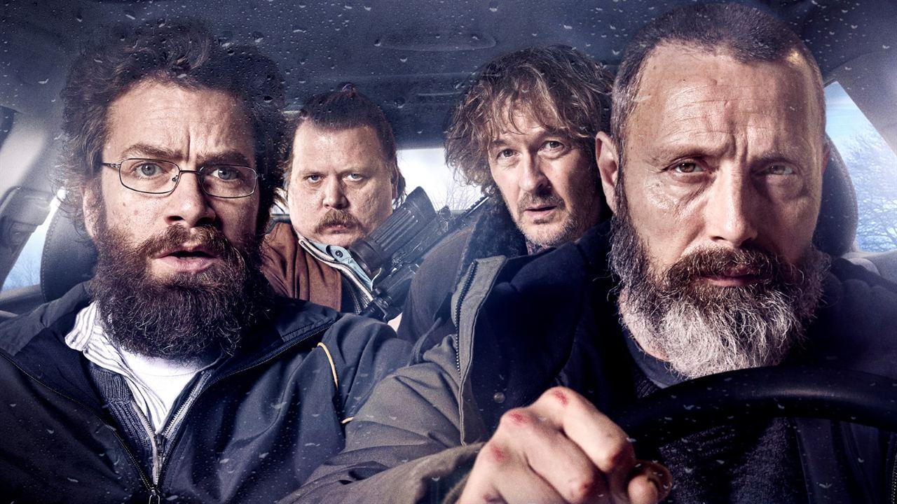 Retfærdighedens Ryttere : Fotograf Lars Brygmann, Mads Mikkelsen, Nicolas Bro, Nikolaj Lie Kaas
