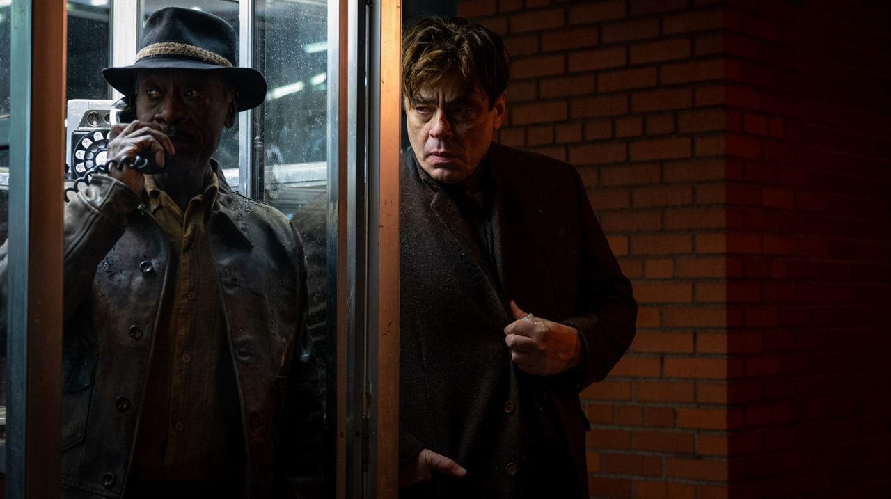 No Sudden Move : Fotograf Benicio Del Toro, Don Cheadle