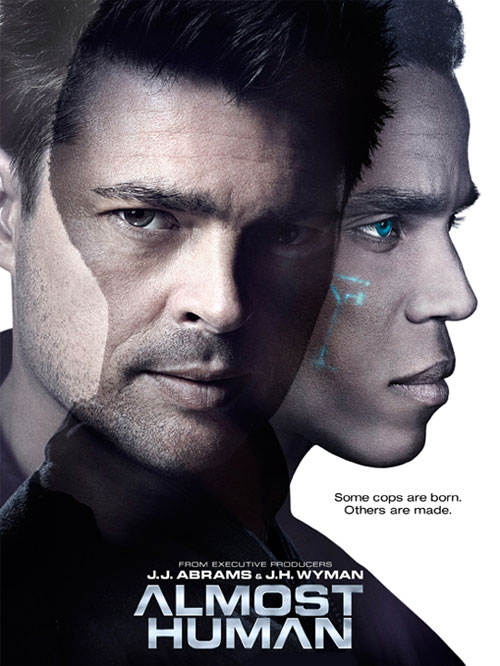 Almost Human : Afis
