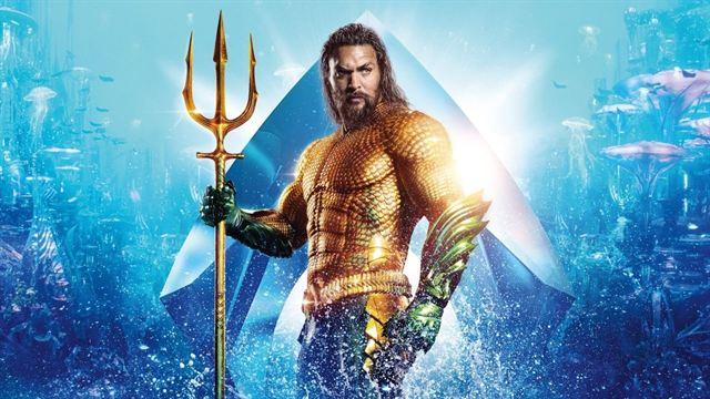Aquaman- Bilim kurgu, aksiyon filmleri
