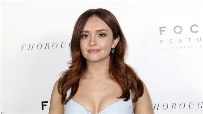 OLIVIA COOKE and Ben Hardy Out Kissing in Primrose Hills