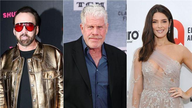 "Nicolas Cage, Ron Perlman ve Ashley Greene ""The Retirement Plan"" Kadrosunda!"
